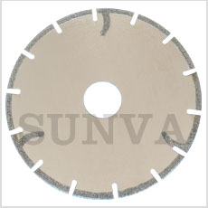 Diamond Coated Blades