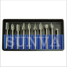 Carbide Burs Kit