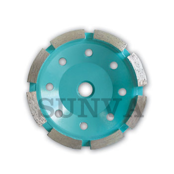 Single Row Cup Wheel