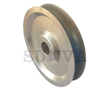 Concave Diamond Grinding Wheel