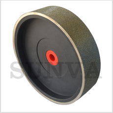 Plastic Core Diamond Grinding Wheel