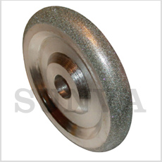 Convex Diamond Grinding Wheel